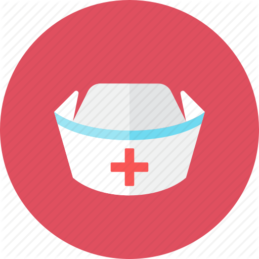 Hat, Nurse Icon