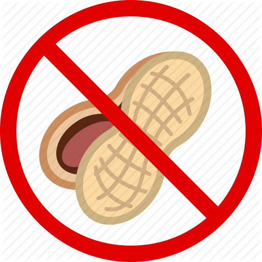 Peanut Allergy Symbol