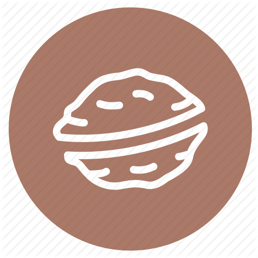 Allergens, Cooking, Dessert, Food, Nuts, Nutshell, Walnuts Icon