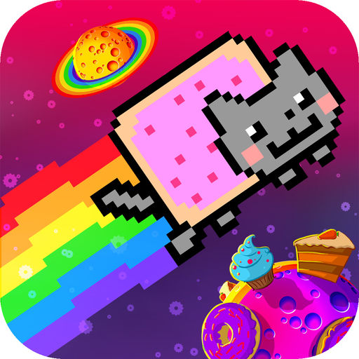 Nyan Cat The Space Journey