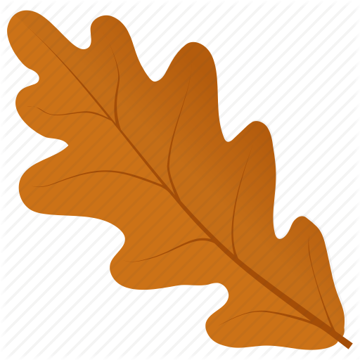Autumn Leaf, Foliage, Leaf, Leaf In Fall, Oak Leaf Icon