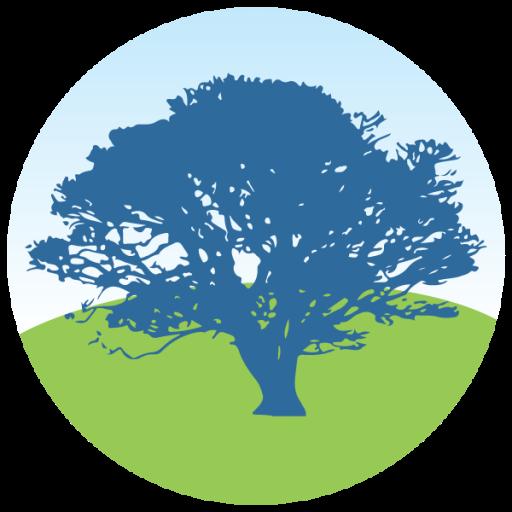 Cropped Blue Oak Icon Blue Oak Clinic