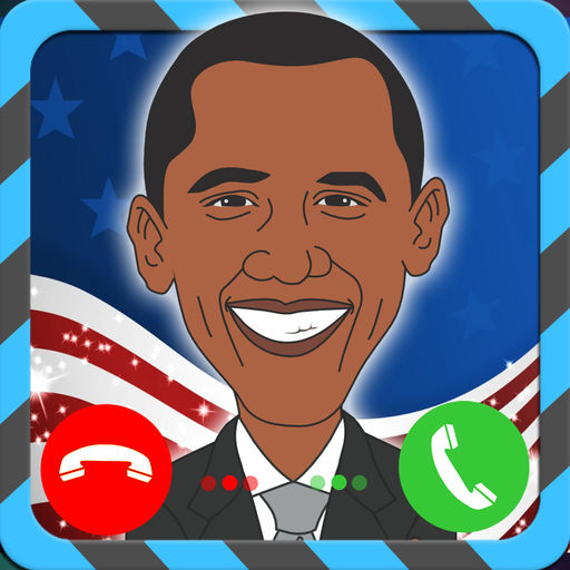 Fake Call For Barack Obama Fans