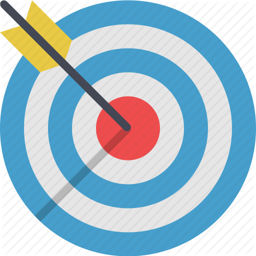Optimization, Seo, Seo Targeting, Target Icon