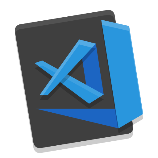 Visual, Studio, Code Icon Free Of Papirus Apps