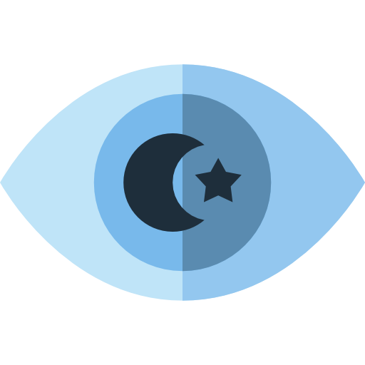 Education, Optical, Observation Icon