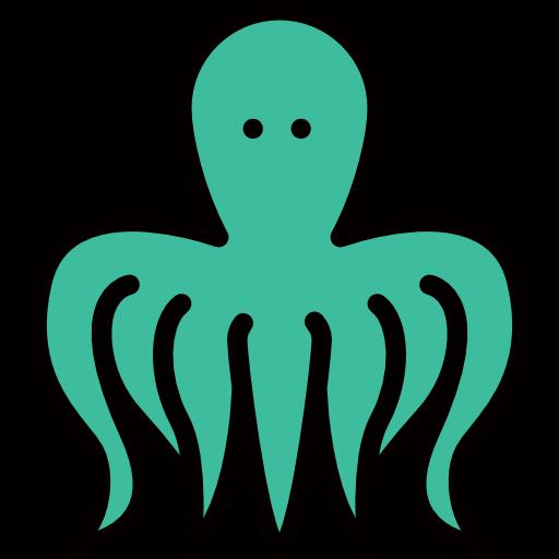 Animals, Aquarium, Octopus, Aquatic, Sea Life Icon