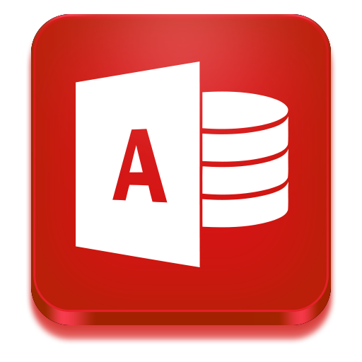 Access Icon Microsoft Office Iconset Iconstoc