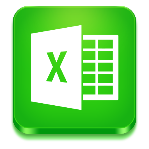 Excel Icon Microsoft Office Iconset Iconstoc