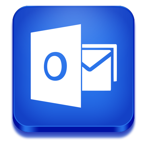 Outlook Icon Microsoft Office Iconset Iconstoc