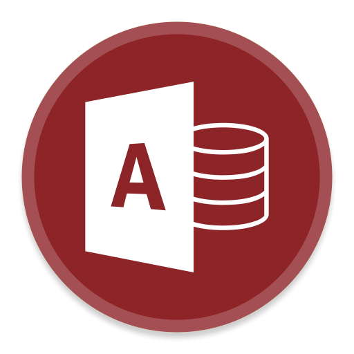 Access Icon Free Of Button Ui Ms Office Icons
