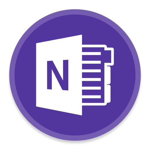 Onenote Icon Free Download As Png And Formats