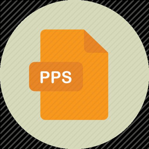 Powerpoint, Pps, Presentation, Slides Icon