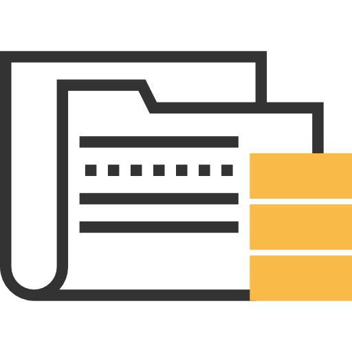 Folder, Interface, Storage, Data Storage, And Folders