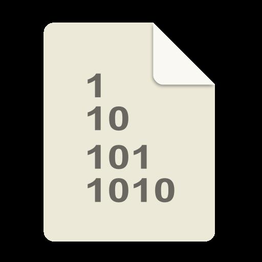 Application, Octet, Stream Icon Free Of Super Flat Remix