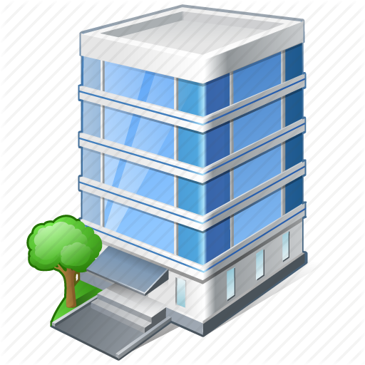 Building, Business, House, Office Icon