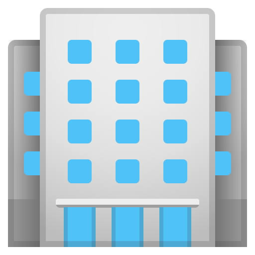 Office Building Icon Noto Emoji Travel Places Iconset Google