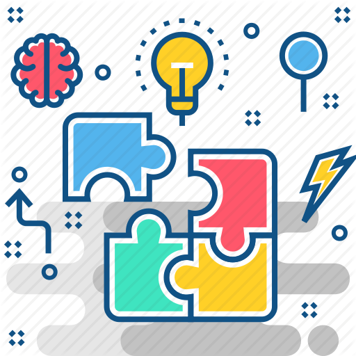 Analytics, Blocks, Business, Management, Marketing, Office Icon