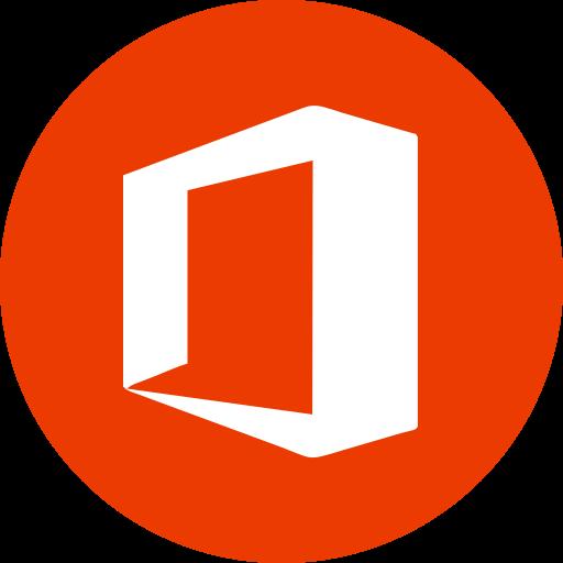 Circle, Microsoft, Microsoft Office, Office, Round Icon Icon