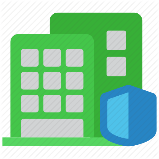 Insurance Office Icon Free Icons