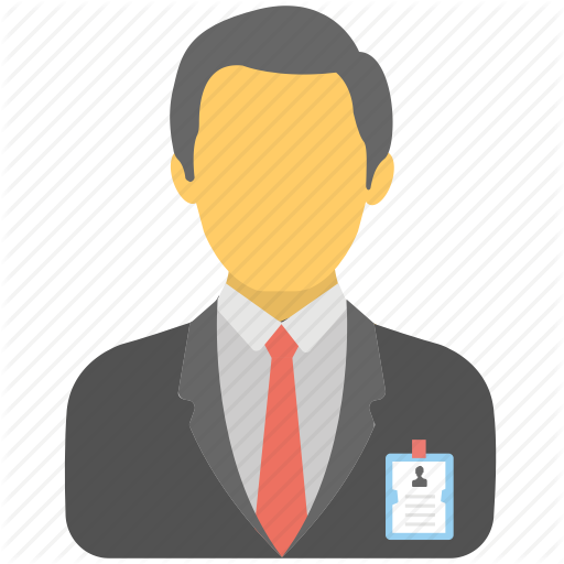 Assistant, Employee, Manager, Office Employee Avatar, Office