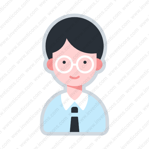 Download Avatar Office Worker,avatar,office Worker Icon Inventicons