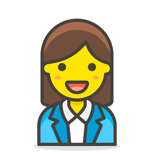 Woman, Office, Worker Icon Free Of Free Vector Emoji