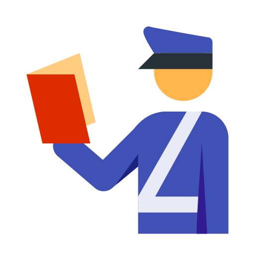 Customs Officer, Customs, Holiday Icon With Png And Vector Format