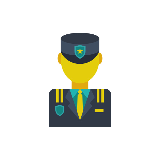 Security Officer Icon Free Download