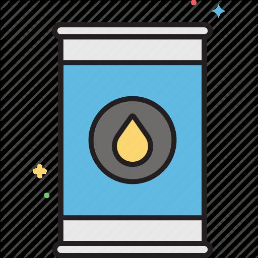 Cbd Oil, Oil, Oil Barrel, Oil Drum, Raw Oil Icon