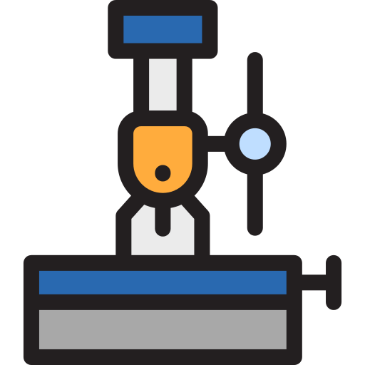 Drilling Machine Png Icon