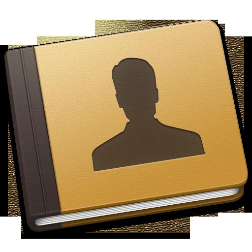 Address Book Icon Book Iconset Mcdo Design