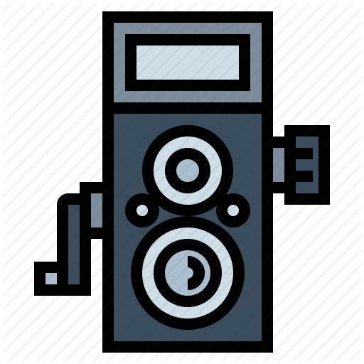 Camera, Classic, Old, Vintage Icon