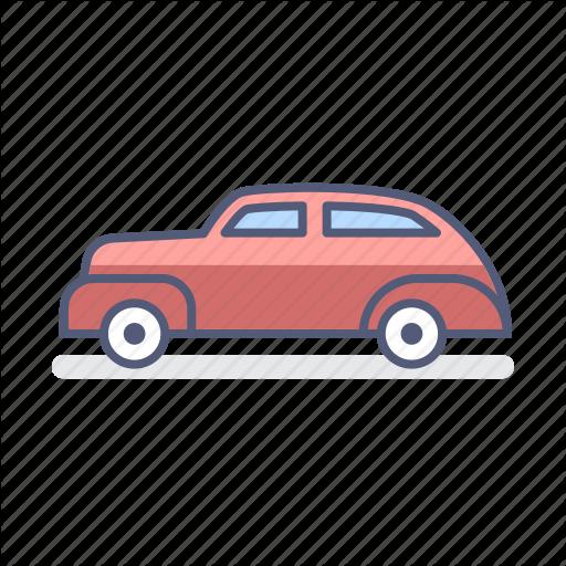 Car, Classic, Mafia, Retro, Vintage Icon