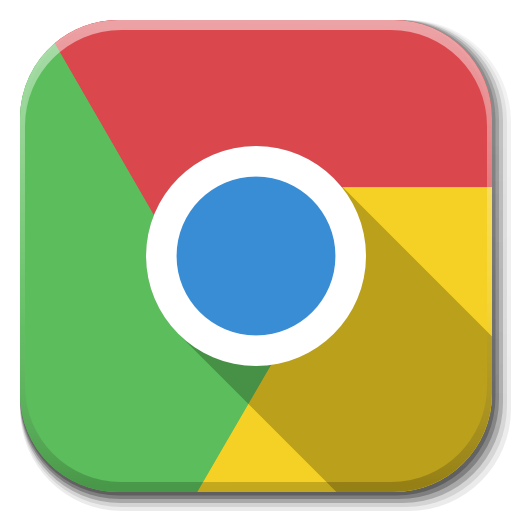 Apps Google Chrome Icon Flatwoken Iconset Alecive