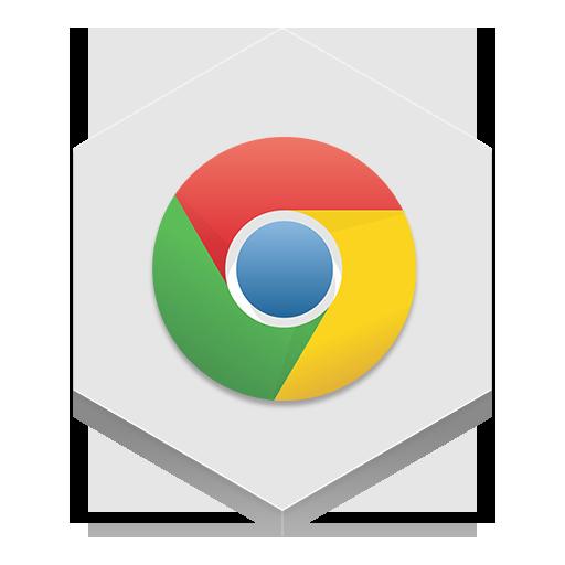 Chrome Icon Hex Iconset