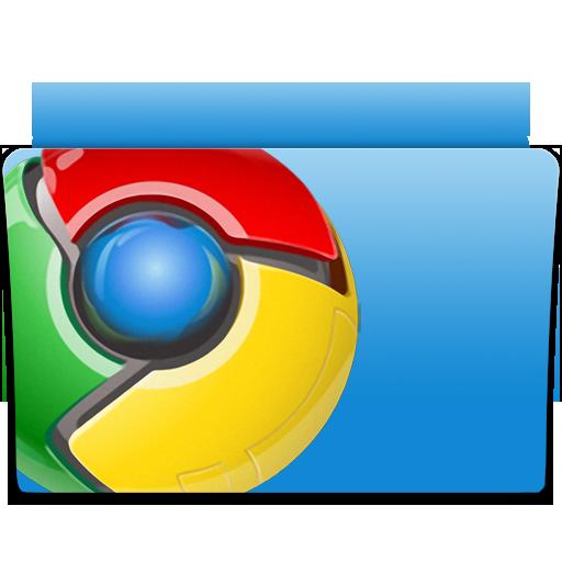 Chrome Smooth Icon