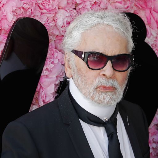 Karl Lagerfeld's Controversial Quotes Ents Arts News Sky News