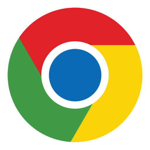 Pictures Of Chrome Icon Red