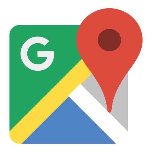 New Google Maps Logo Vector
