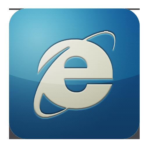 Put Internet Explorer Desktop Icon Images