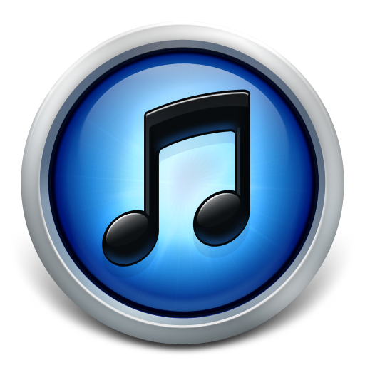 Blue Icon Itunes Iconset Dan Wiersema