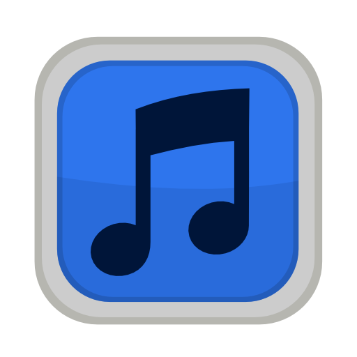 Media Itunes Icon Squareplex Iconset