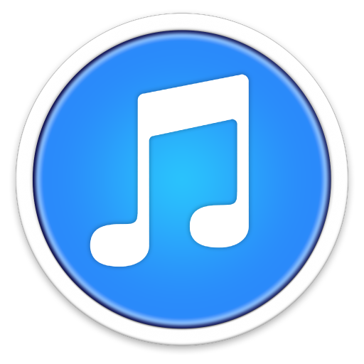 Itunes Blue Icon Orb Os X Iconset Osullivanluke