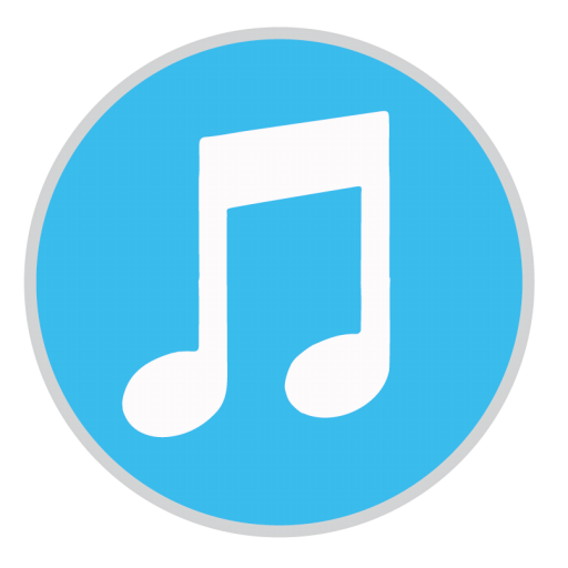 Itunes Icon Mac Stock Apps Iconset Hamza Saleem