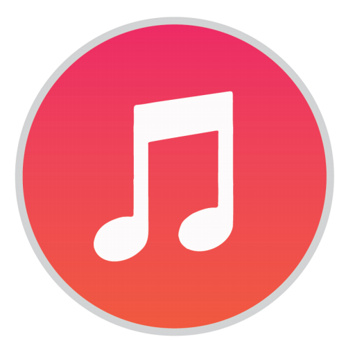 Itunes Icon Mac Stock Apps Style Iconset Hamza Saleem