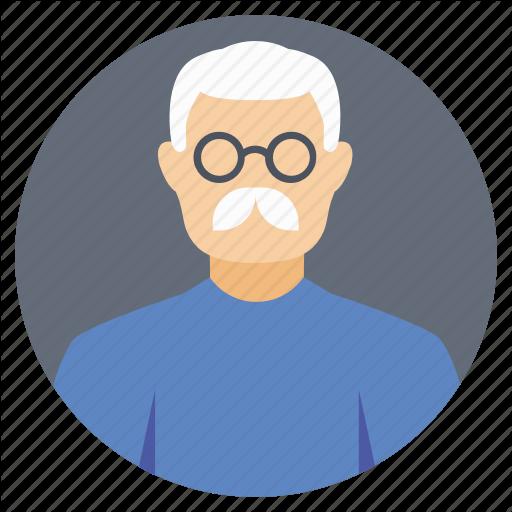 Elderly Person, Grandfather, Old Man, Old Man Avatar, Senior