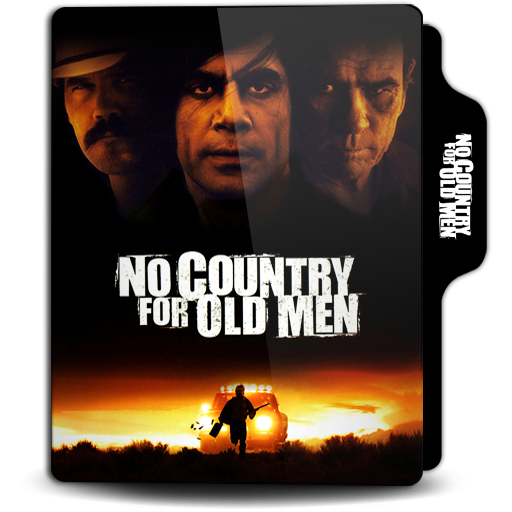 No Country For Old Men Folder Icon