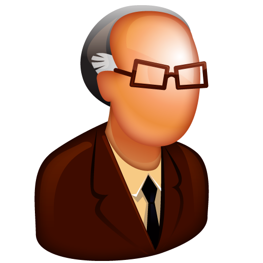Old Boss, Person, Man, Grandpa, De Eda Icon Free Of Free Large Boss
