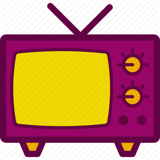 Old Tv Icon at GetDrawings com   Free Old Tv Icon images of